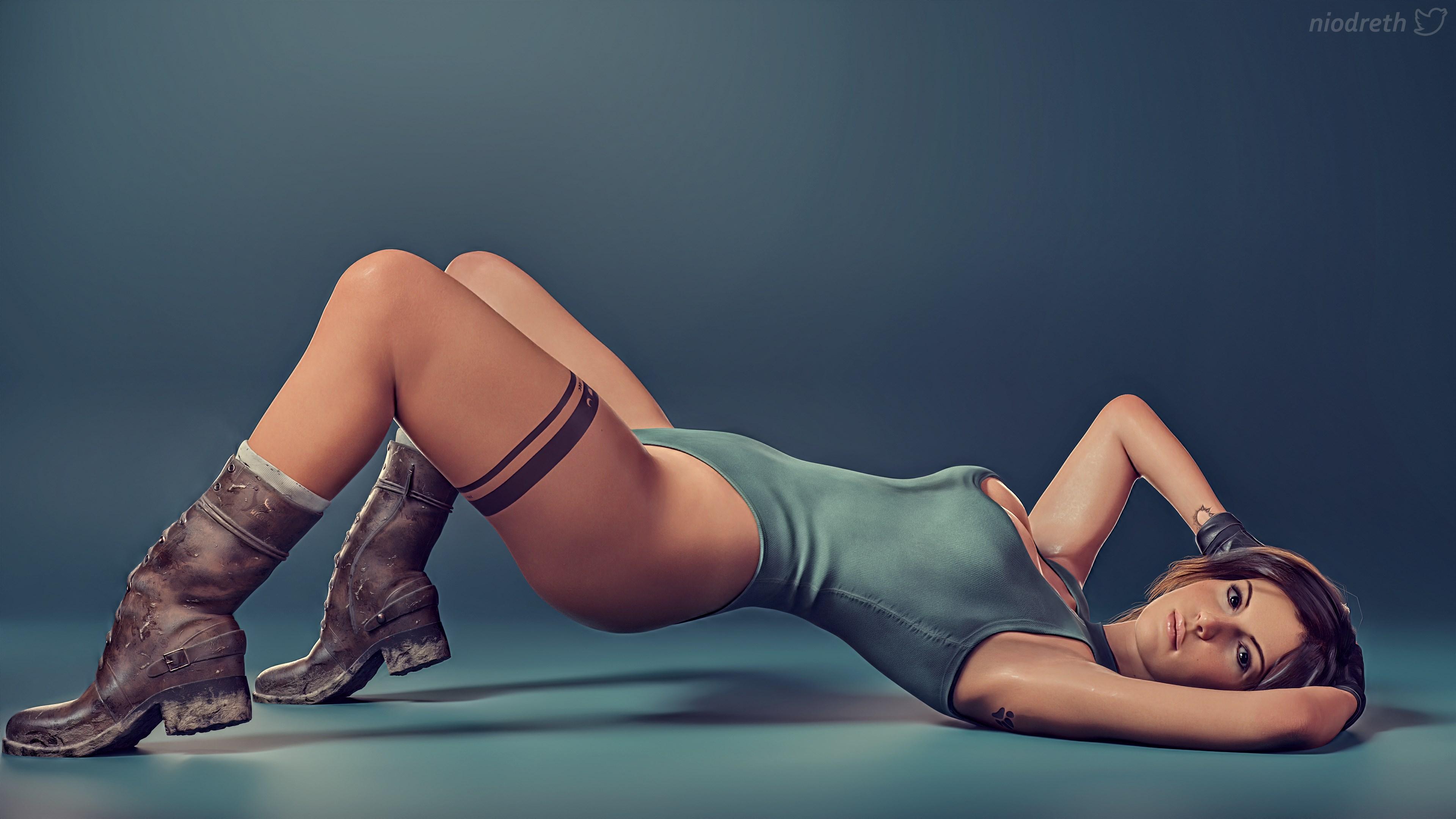 Lara Croft - OverSexy